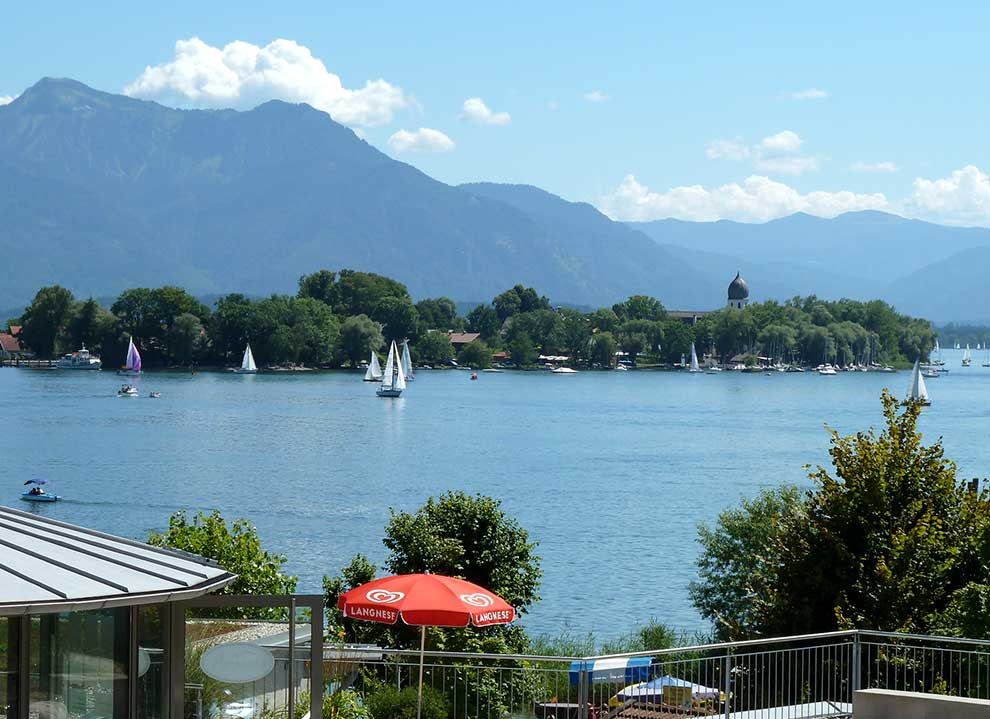 Sommer am Chiemsee